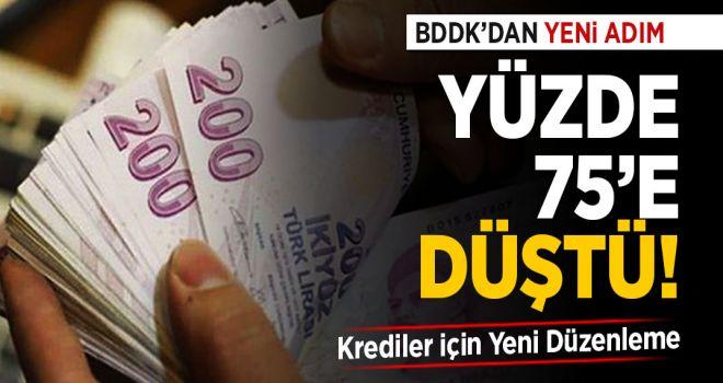 BDDK'dan yeni adım