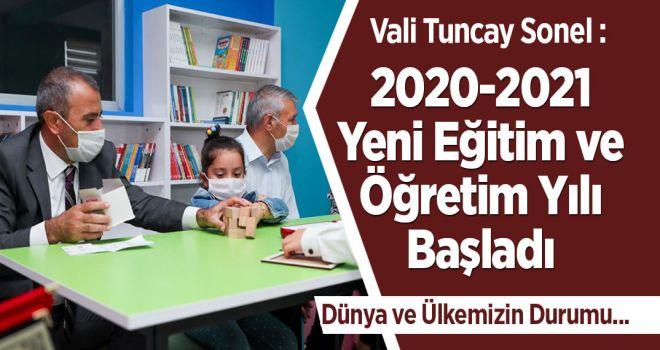 2020-2021 Eğitim-Öğretim Yılı Başladı