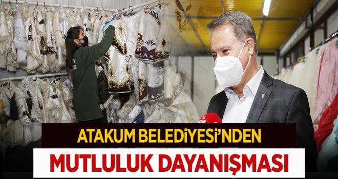 Atakum Belediyesi'nden Mutluluk Dayanışması: