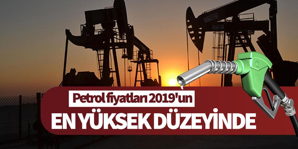 Petrol Fiyatları 2019'un En Yüksek Düzeyinde