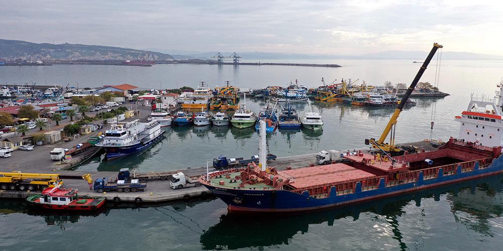 Zonguldak'ta hamsi bolluğu
