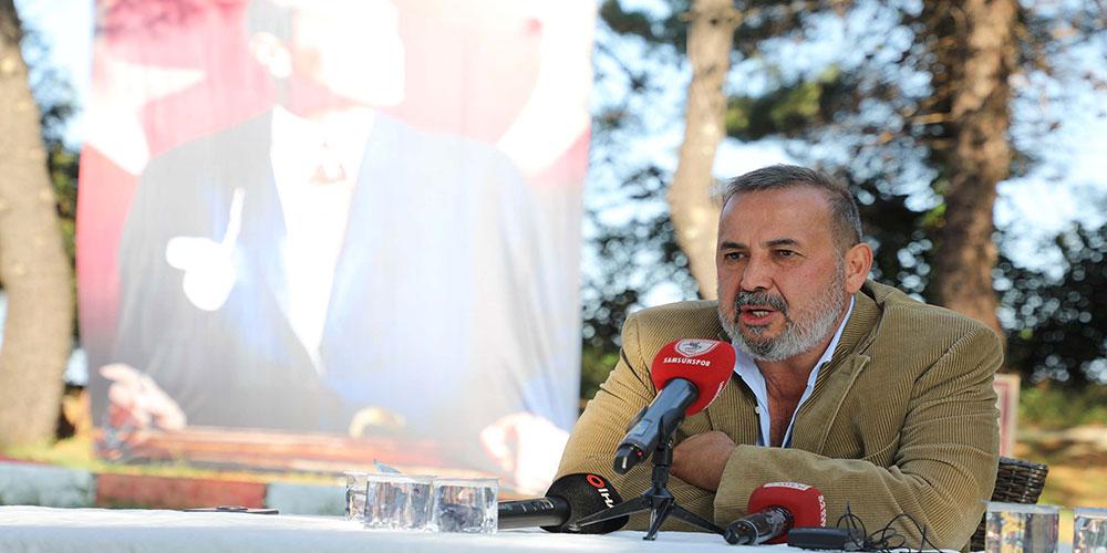 İsmail Uyanık, Samsunspor A.Ş.'deki görevini bıraktı