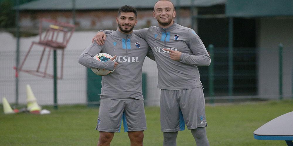 Trabzonspor, Gaziantep FK maçı hazırlıklarına başladı