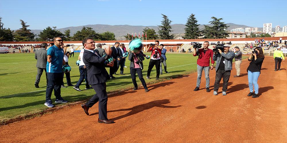Ampute Futbol Türkiye Kupası maçları başladı