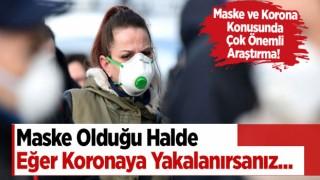 Maske Ve Korona Hakkında Çok Önemli Araştırma!