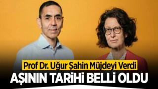 KORANAVİRÜS AŞISI İÇİN MÜJDELİ HABER GELDİ!