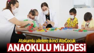 Başkan Cemil Deveci'den Atakumlu ailelere ikinci AtaÇocuk Anaokulu müjdesi