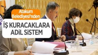 Atakum Belediyesi'nden iş kuracaklara adil sistem