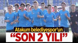 Atakum Belediyespor'un Son 2 Yılı