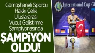 Çelik, Avrupa Şampiyonlar Şampiyonu oldu