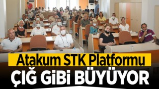 Atakum STK Platformuçığ gibi büyüyor