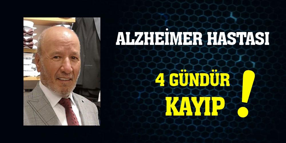 Kastamonu'da kayıp alzheimer hastası 4 gündür aranıyor