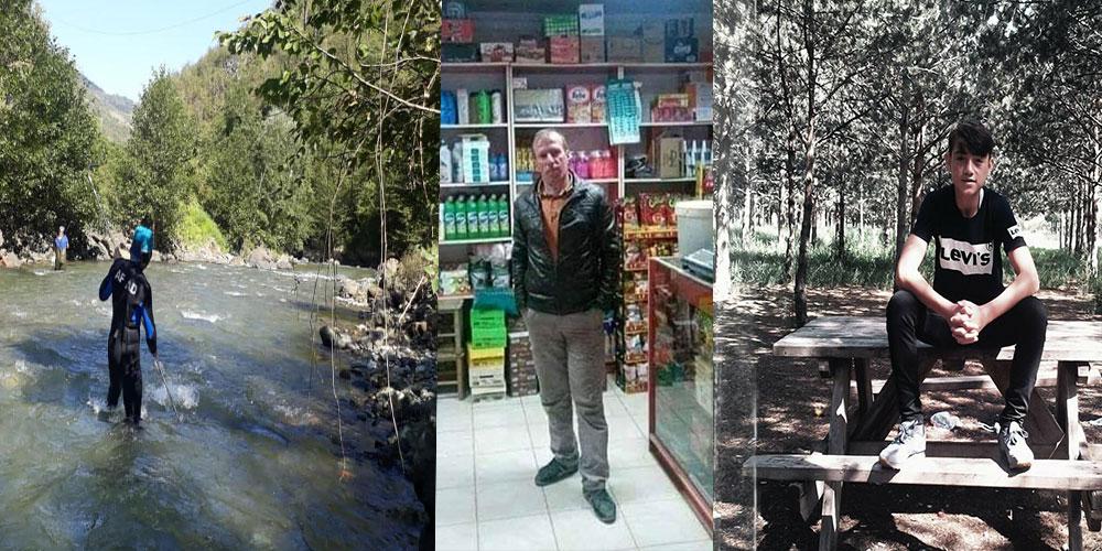 Araklı'daki selde kaybolan 2 kişi için yeniden arama çalışması