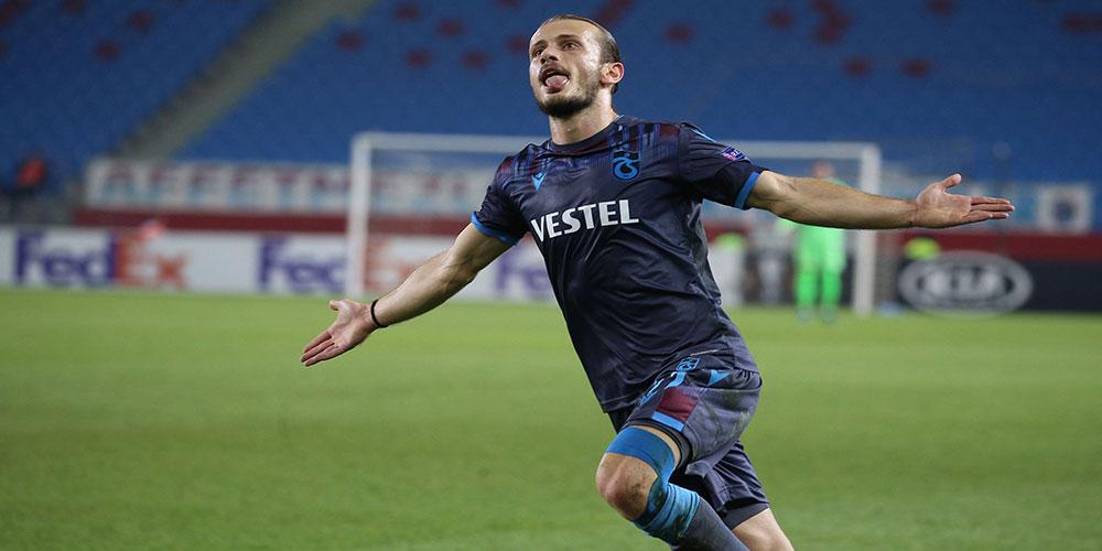 Trabzonspor'da Abdulkadir Parmak'ta korkulan olmadı